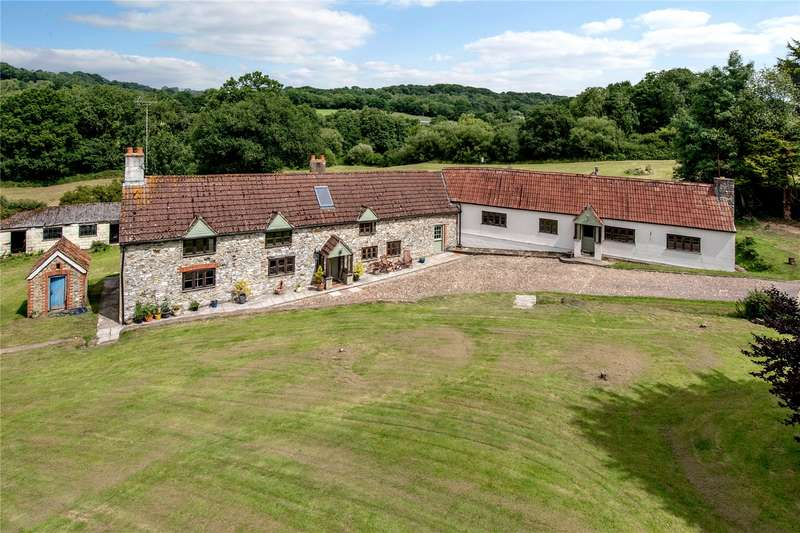 4 Bedrooms Detached House for sale in Churchstanton, Taunton, Somerset, TA3