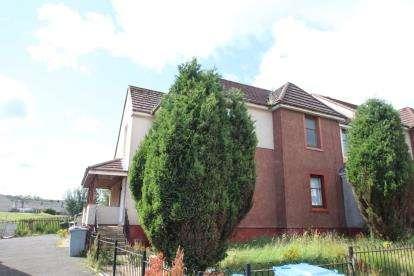 2 Bedrooms Flat for sale in Burnside Crescent, Blantyre