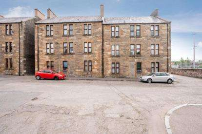 2 Bedrooms Flat for sale in Greenfield Street, Alloa