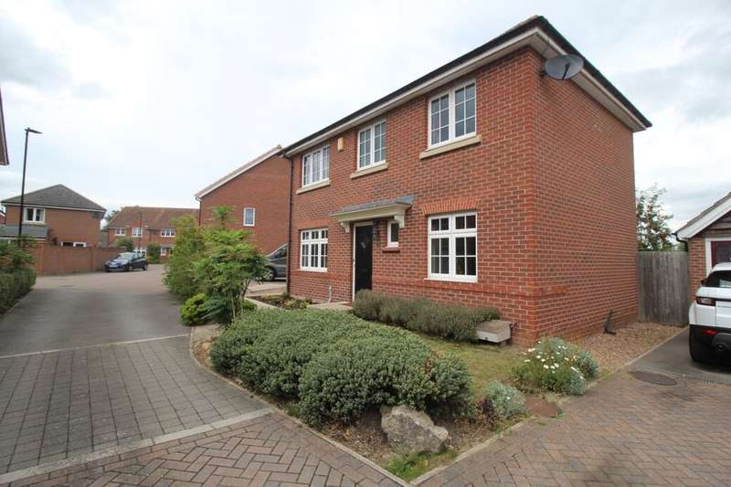 3 Bedrooms Detached House for sale in Saxon Court, Doncaster, DN5