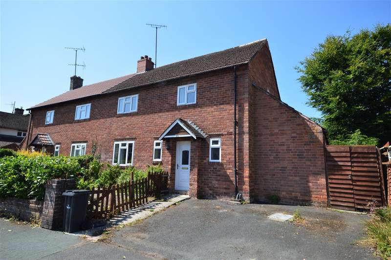 4 Bedrooms Semi Detached House for sale in Castle Road, Presteigne