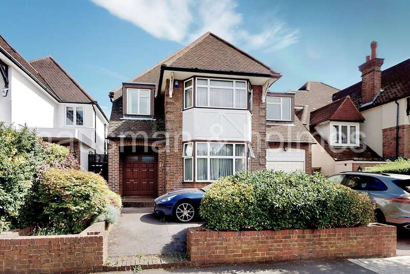 5 Bedrooms Detached House for sale in Armitage Road, NW11