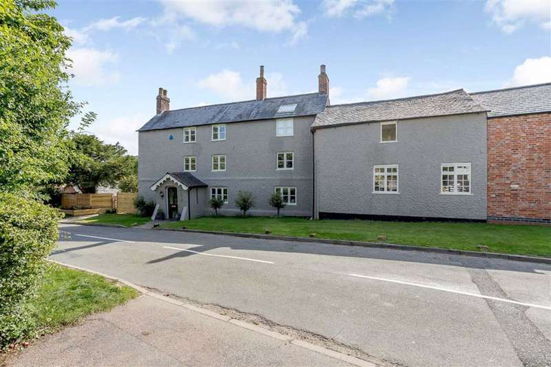 5 Bedrooms Property for sale in Hallaton Road, Tugby, Leicester