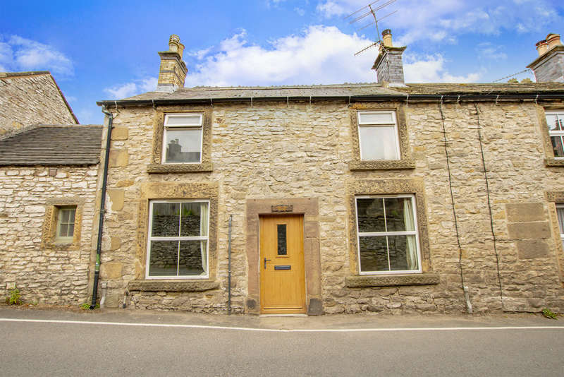 2 Bedrooms Terraced House for sale in Main Street, Youlgrave, Bakewell