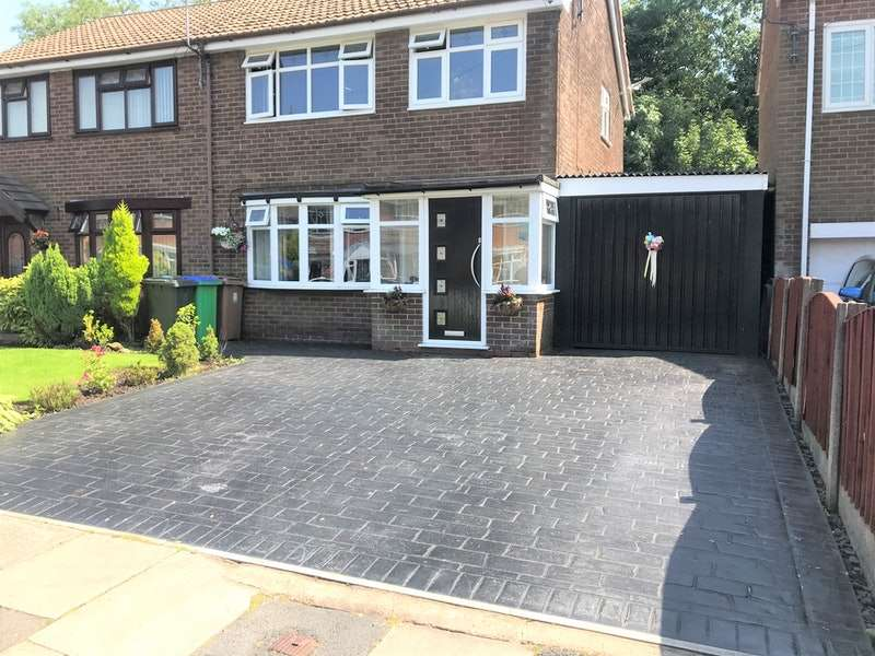 3 Bedrooms Semi Detached House for sale in Worthington Avenue, Heywood, Greater Manchester, OL10