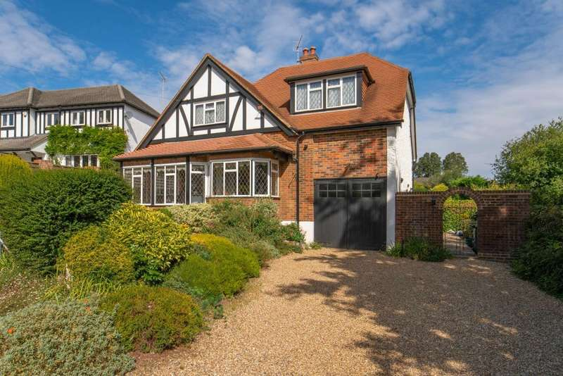 4 Bedrooms Detached House for sale in Hill Rise, Chalfont St Peter, Gerrards Cross, Buckinghamshire