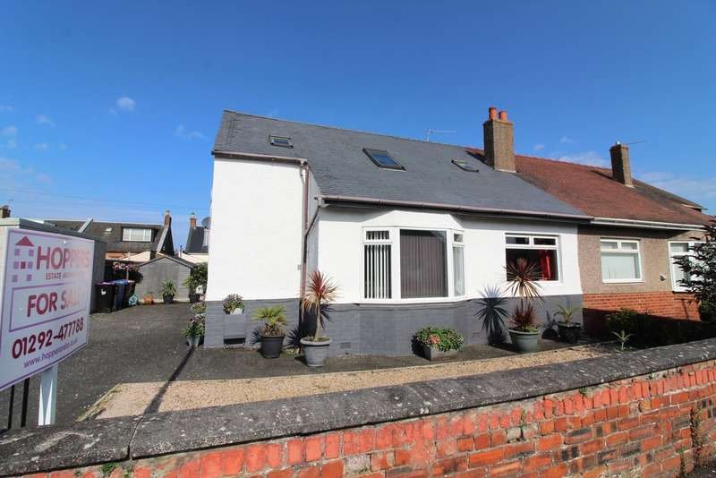 5 Bedrooms Semi Detached Bungalow for sale in Northfield Place, Ayr, KA8