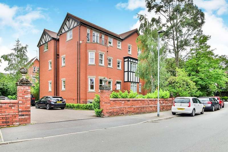 3 Bedrooms Apartment Flat for sale in Wilmslow Road Didsbury, Manchester, M20