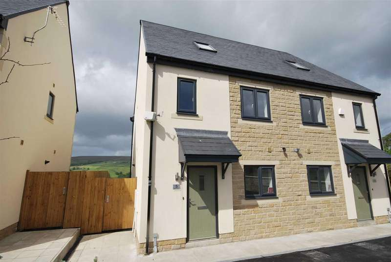 4 Bedrooms Semi Detached House for sale in Market Street, Edenfield, Ramsbottom