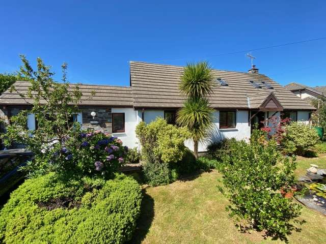 4 Bedrooms Detached House for sale in Marshgate, Nr Camelford