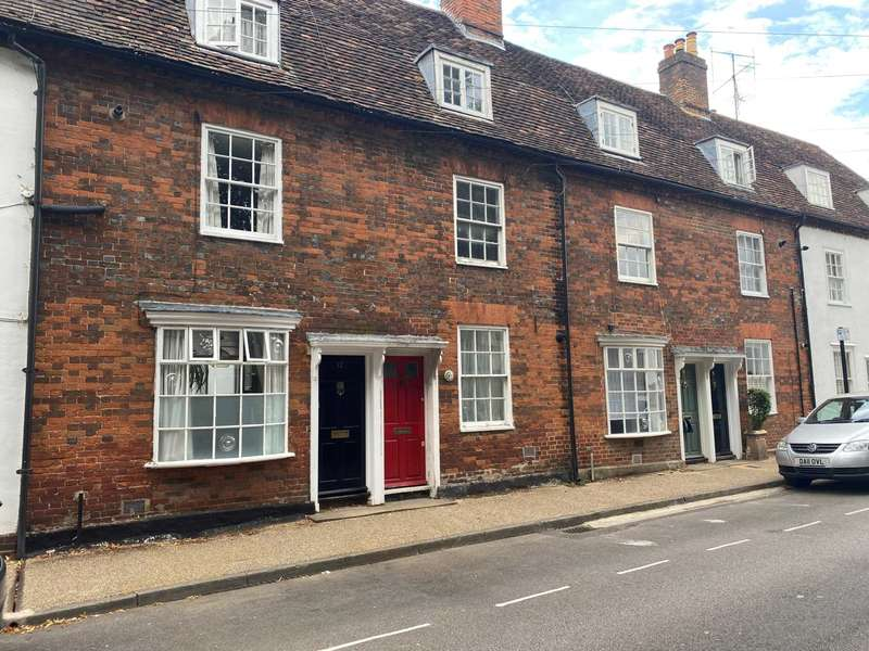 2 Bedrooms Terraced House for sale in Church Street, Baldock