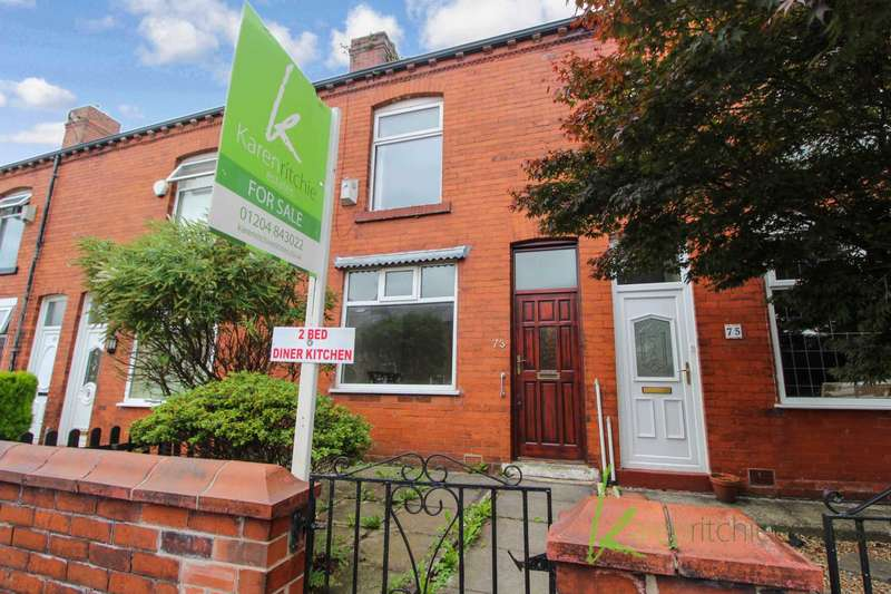 2 Bedrooms Terraced House for sale in Melrose Avenue, Bolton