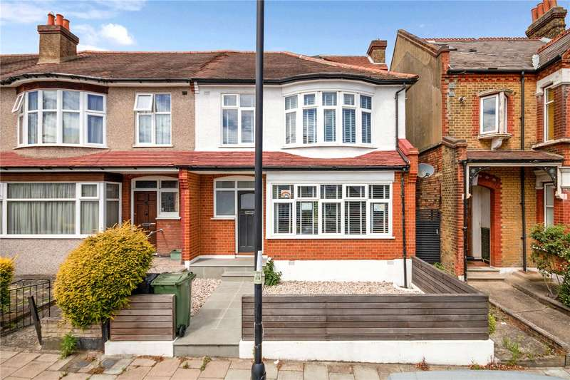 4 Bedrooms End Of Terrace House for sale in Canterbury Grove, London, SE27