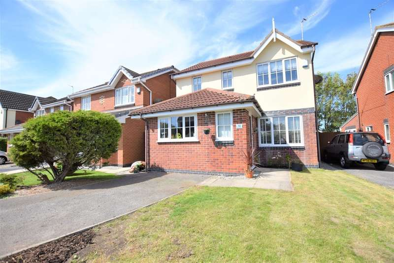 3 Bedrooms Detached House for sale in Southworth Way, Thornton-Cleveleys