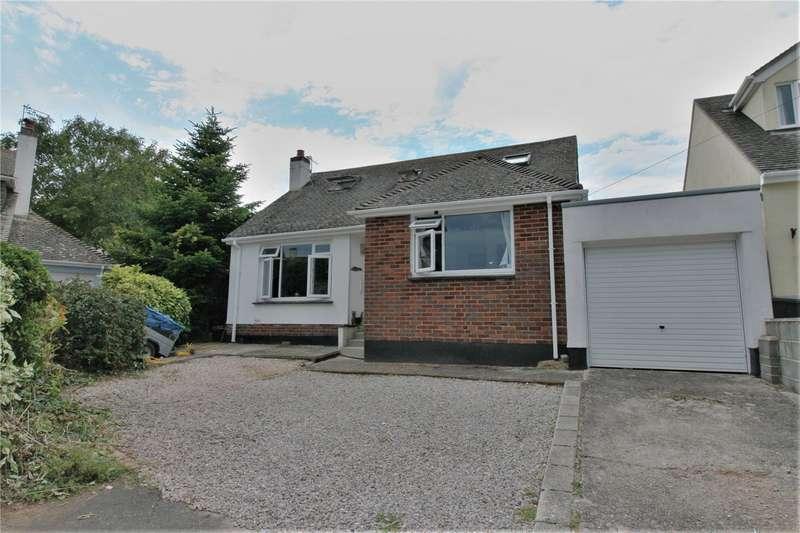 3 Bedrooms Detached Bungalow for sale in Cross Park, Brixham, Devon, TQ5