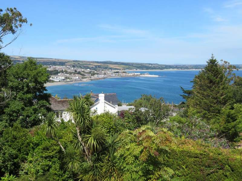 Land Commercial for sale in Chywoone Hill, Newlyn