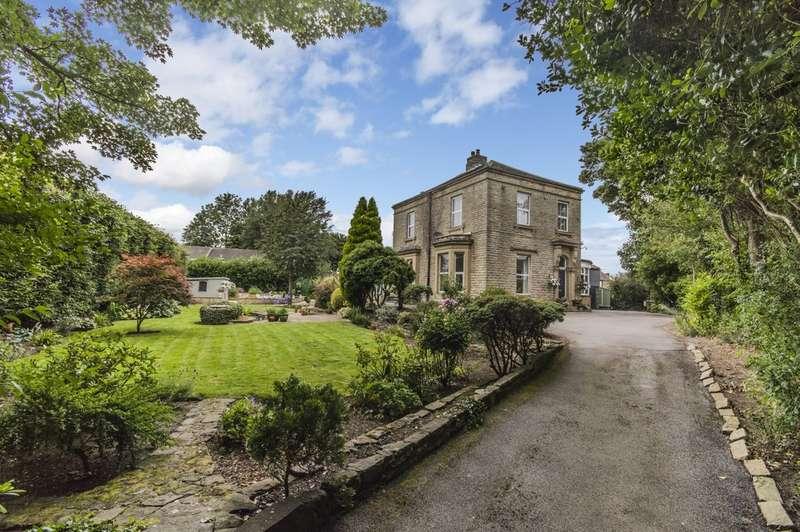 4 Bedrooms House for sale in Burton Acres Lane, Highburton, Huddersfield