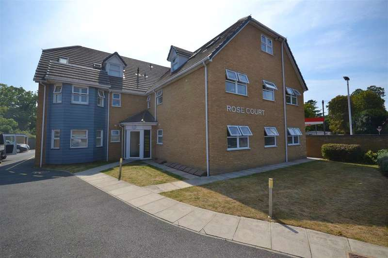 2 Bedrooms Apartment Flat for sale in Rose Court, 2A Fobbing Road, Corringham