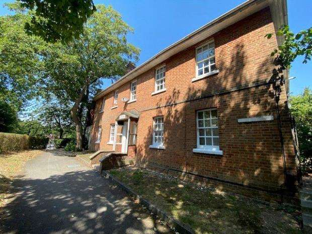 1 Bedroom Apartment Flat for sale in Westfield House, Mansbridge Road, Southampton
