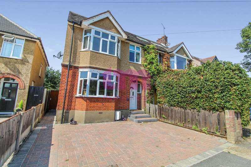 3 Bedrooms Semi Detached House for sale in Rookery View, Little Thurrock