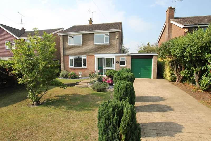 3 Bedrooms Detached House for sale in Chestnut Avenue, THAME, OX9