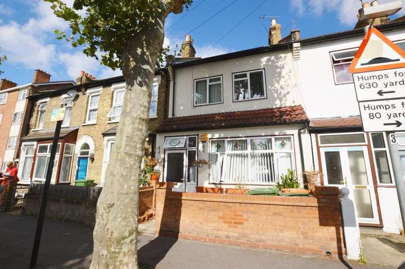3 Bedrooms Terraced House for sale in Grangewood Street, East Ham, London, E6 1HB