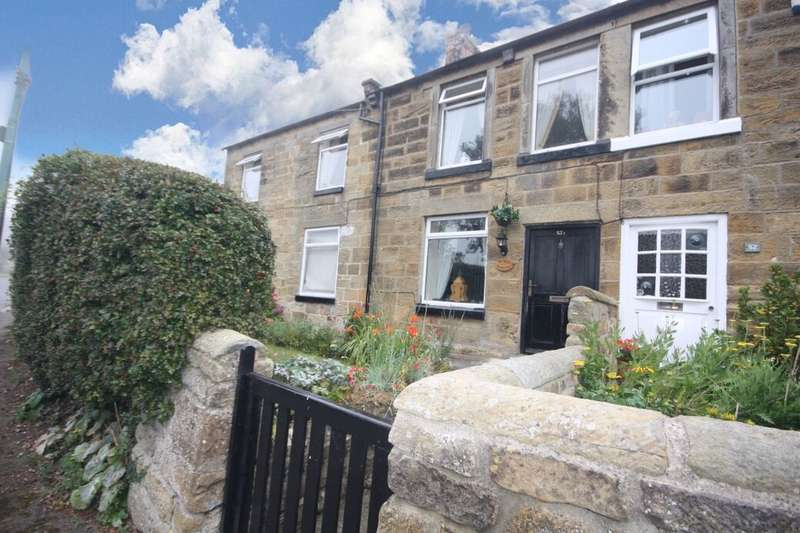 4 Bedrooms Semi Detached House for sale in Guisborough Road, Moorsholm, Saltburn-By-The-Sea, TS12
