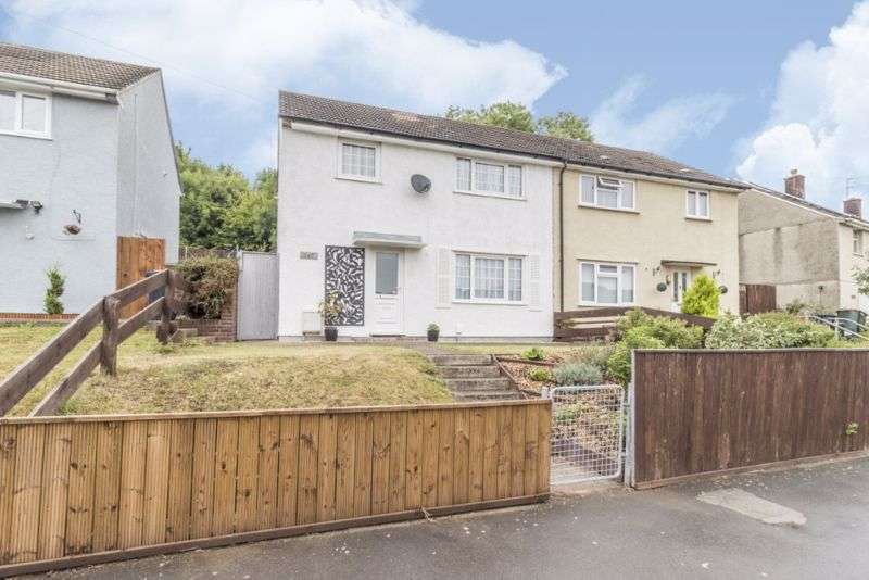 3 Bedrooms Property for sale in Hendre Farm Drive, Newport