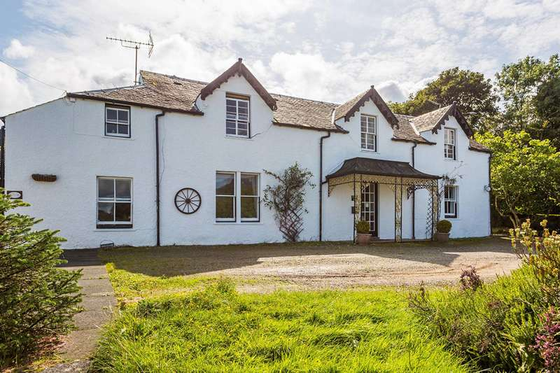 12 Bedrooms House for sale in Strathwhillan Road, Brodick, Isle of Arran, North Ayrshire, KA27 8BQ