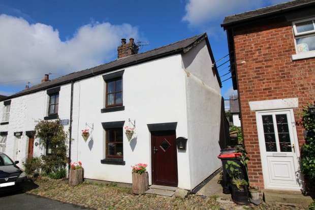 2 Bedrooms Cottage House for sale in Ainspool Lane, Churchtown, Preston, PR3