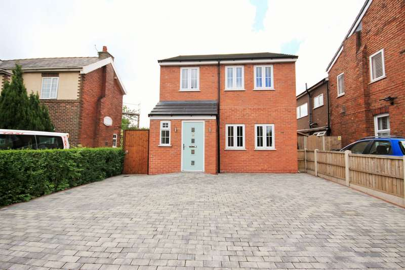 3 Bedrooms Detached House for sale in 4a Bromilow Road, Latham, Skelmersdale, WN8 8TU