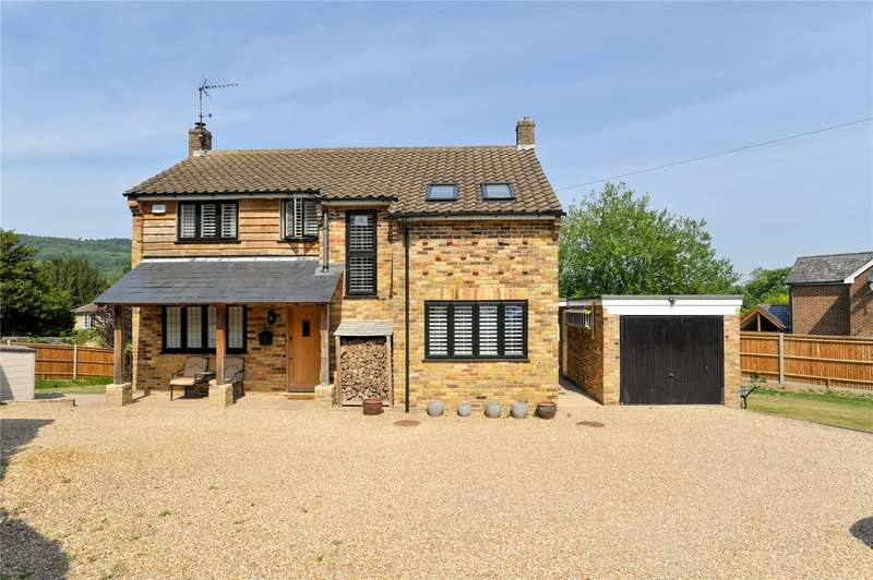 3 Bedrooms Detached House for sale in Grayswood Road, Grayswood, Haslemere, Surrey, GU27