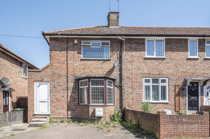 2 Bedrooms End Of Terrace House for sale in Ravensworth Road, London SE9