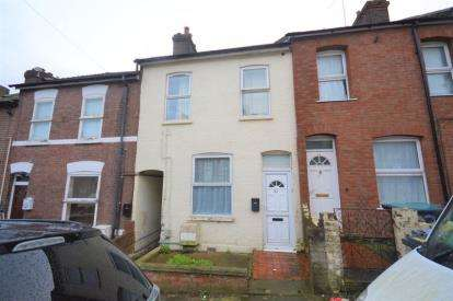 2 Bedrooms Terraced House for sale in Milton Road, Luton, Bedfordshire