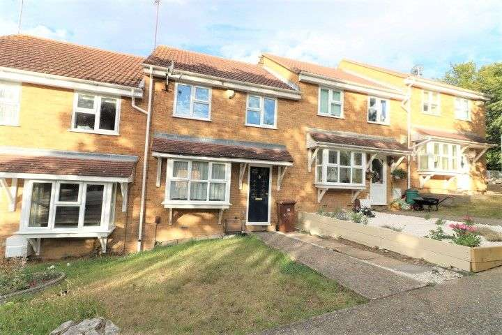 3 Bedrooms Terraced House for sale in Silverbank, Chatham