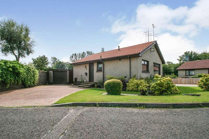 2 Bedrooms Detached Bungalow for sale in Greenwell Park, Glenrothes, Fife, KY6