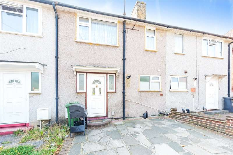 3 Bedrooms Terraced House for sale in Hedgemans Road, Dagenham, Essex, RM9