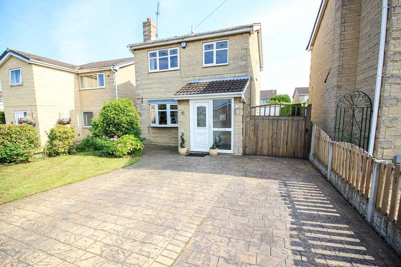3 Bedrooms Detached House for sale in St Pauls Parade, Cusworth, Doncaster