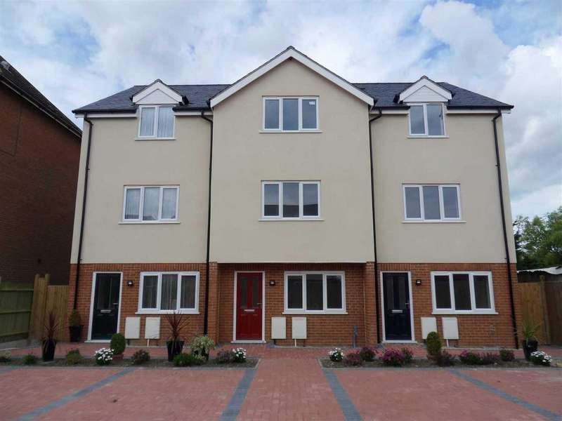3 Bedrooms Town House for sale in Haine Road, Ramsgate
