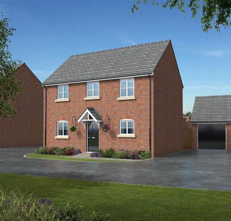 3 Bedrooms Detached House for sale in Kingstone Grange, Kingstone, Hereford