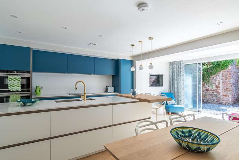 5 Bedrooms House for sale in Princess Victoria Street, Clifton, Bristol