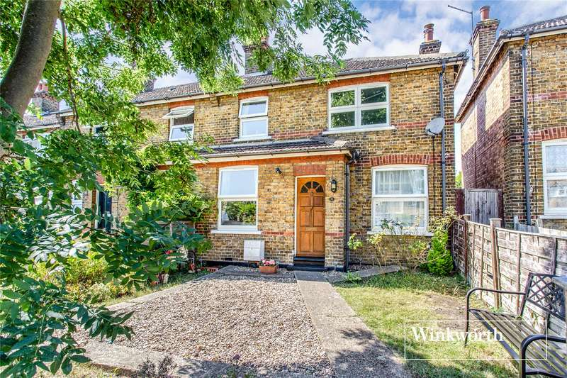 3 Bedrooms End Of Terrace House for sale in Barnet Lane, Barnet, EN5