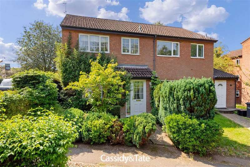 3 Bedrooms Property for sale in Wheat Close, St. Albans, Hertfordshire - AL4 9NN