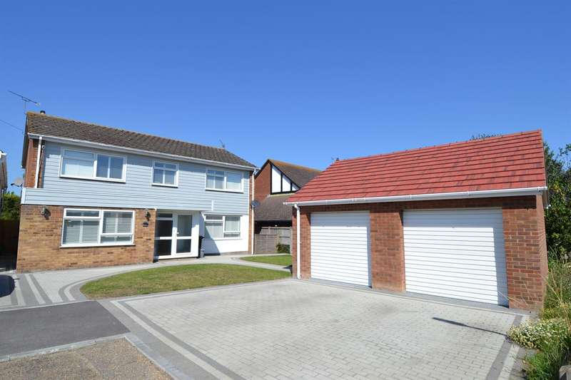 4 Bedrooms Detached House for sale in Meadow Drive, Chestfield, Whitstable