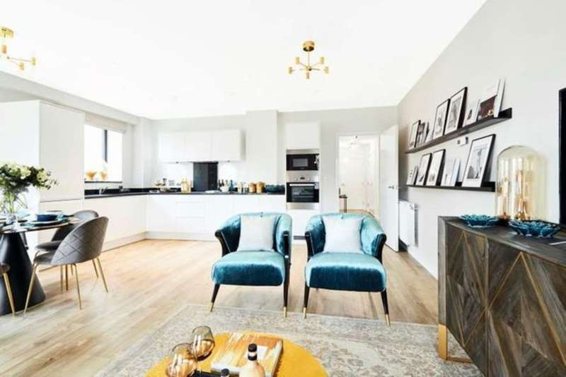 1 Bedroom Flat for sale in Park Royal, London