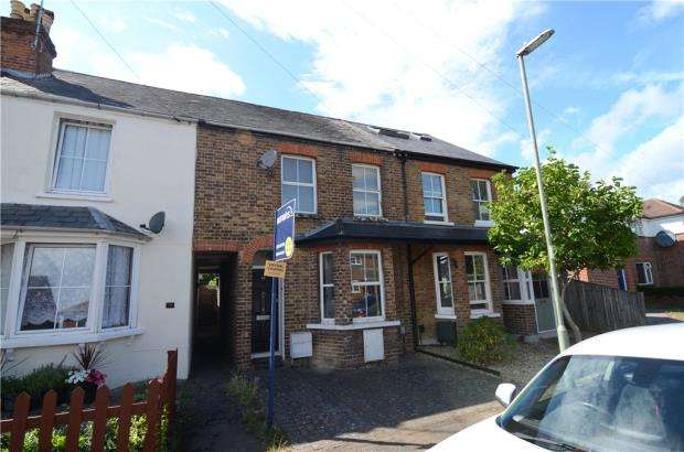 2 Bedrooms Terraced House for sale in Yetminster Road, Farnborough, Hampshire