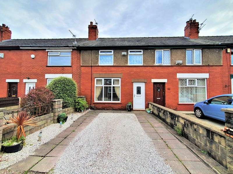 2 Bedrooms Terraced House for sale in Selbourne Street, Leigh, Greater Manchester. WN7 1TH
