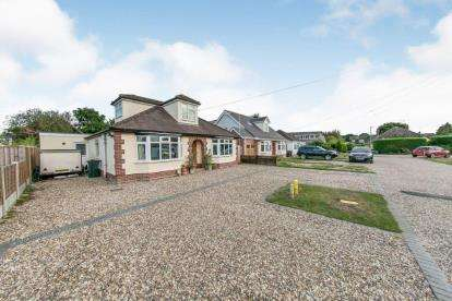 5 Bedrooms Bungalow for sale in Thorpe Le Soken, Clacton On Sea, Essex