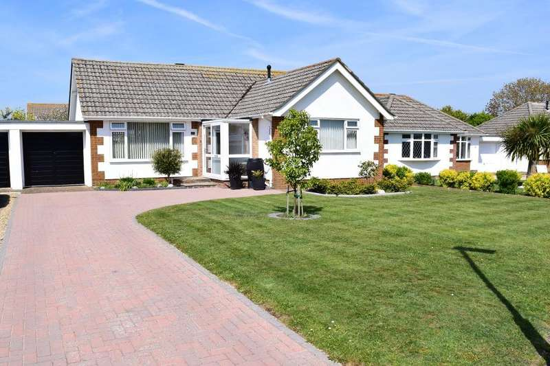 2 Bedrooms Detached Bungalow for sale in Walls Road, Bembridge, Isle of Wight, PO35 5RA