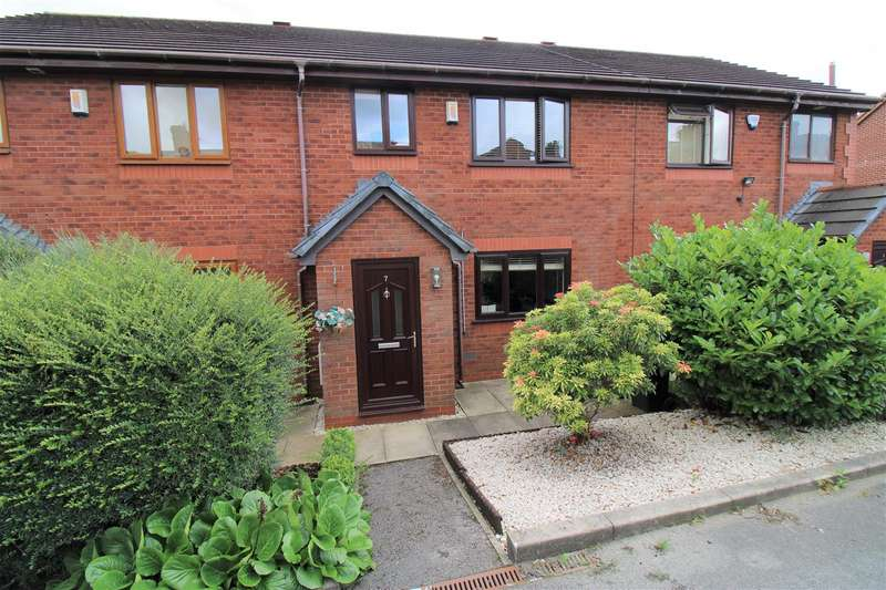 3 Bedrooms House for sale in Tansley Close, Horwich, Bolton